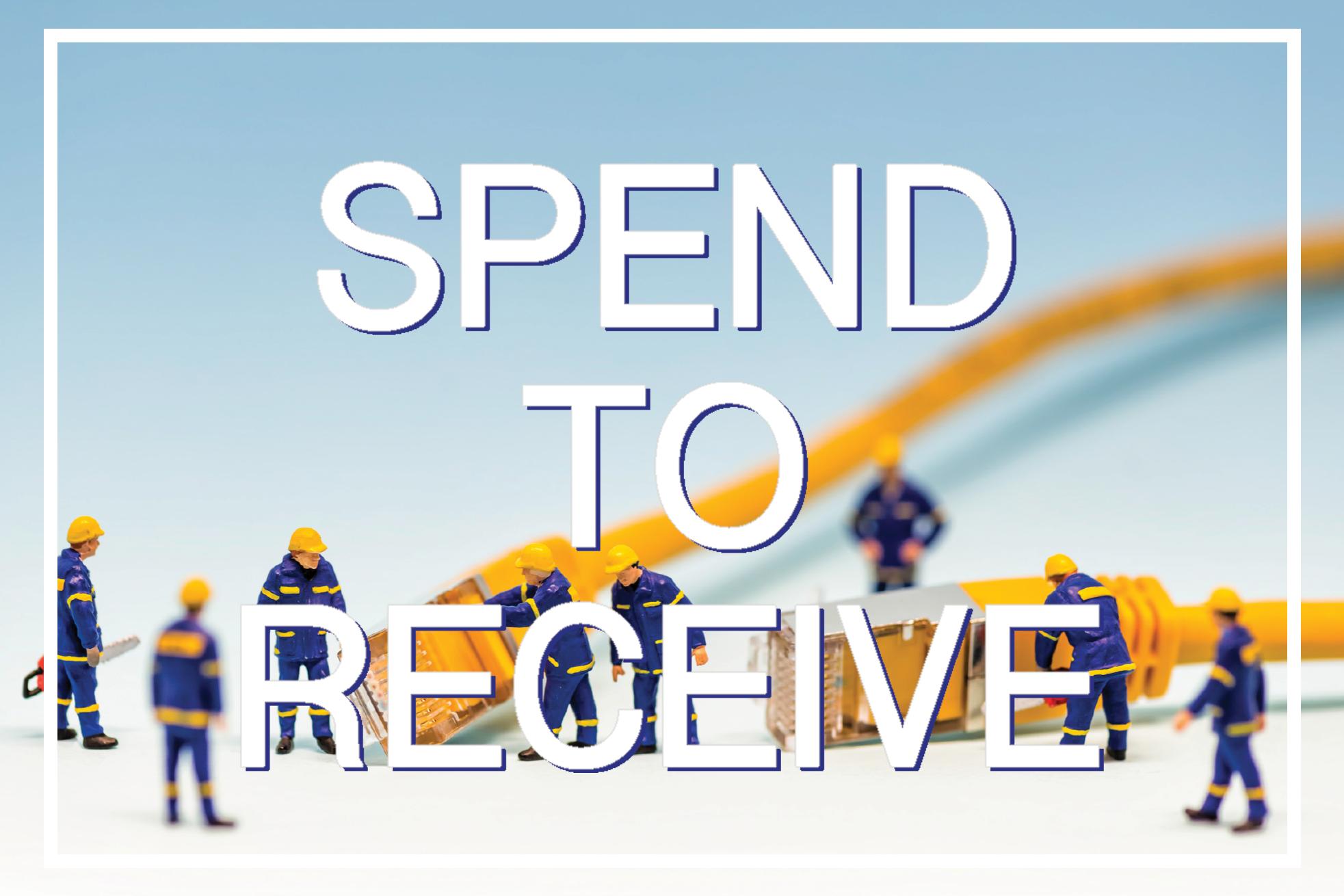 Header - Spend to Receive