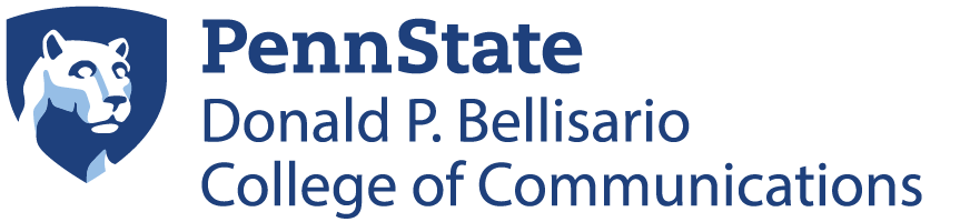 logo of Penn State College of Communications
