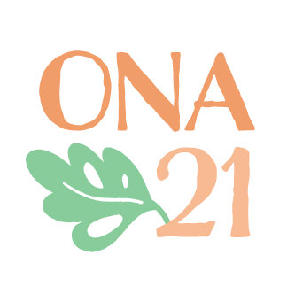 ONA21 logo