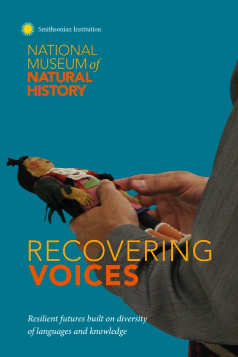 Smithsonian Institution National Museum of Natural History Recovering Vocies graphic
