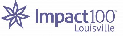 Impact 100 Louisville logo
