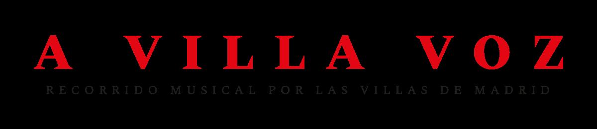 Logo A Villa Voz 2020
