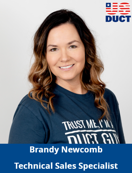 Brandy Newcomb, Technical Sales Specialist