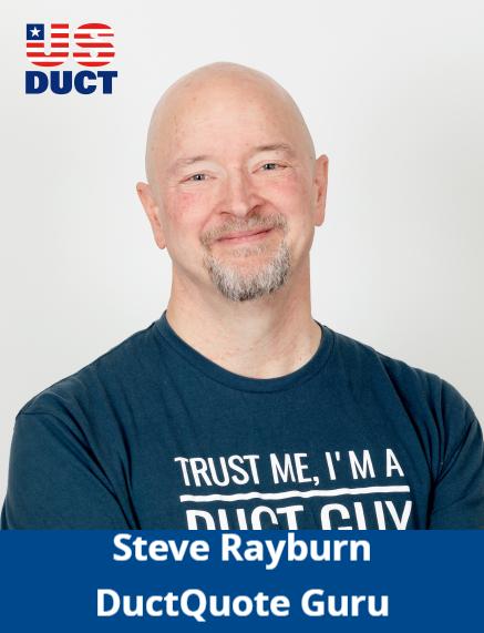 Steve Rayburn, DuctQuote Guru