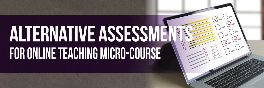 Altern Assessments micro-course banner