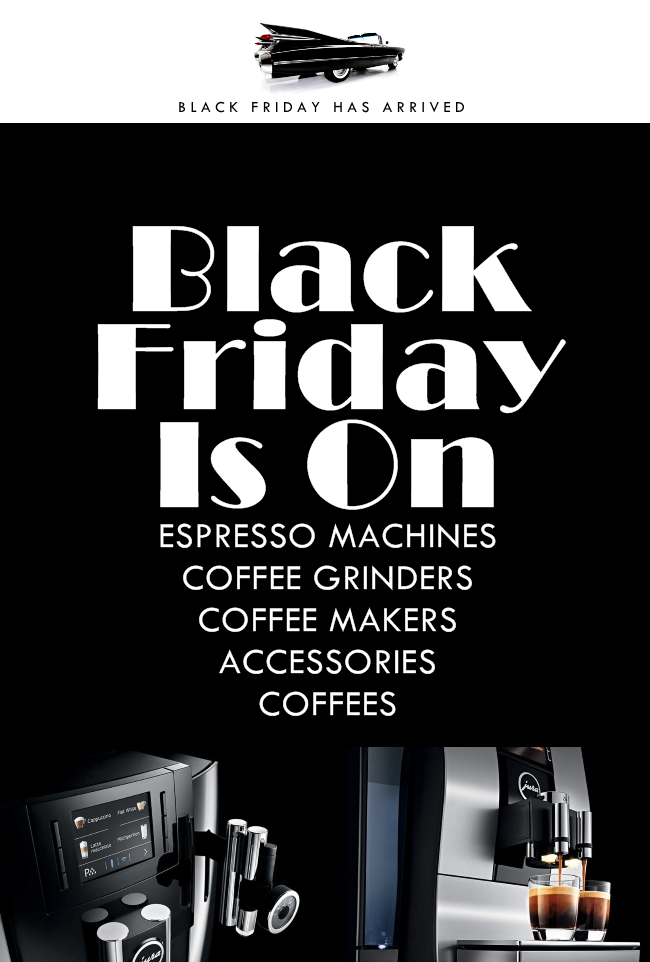 Black Friday Is On