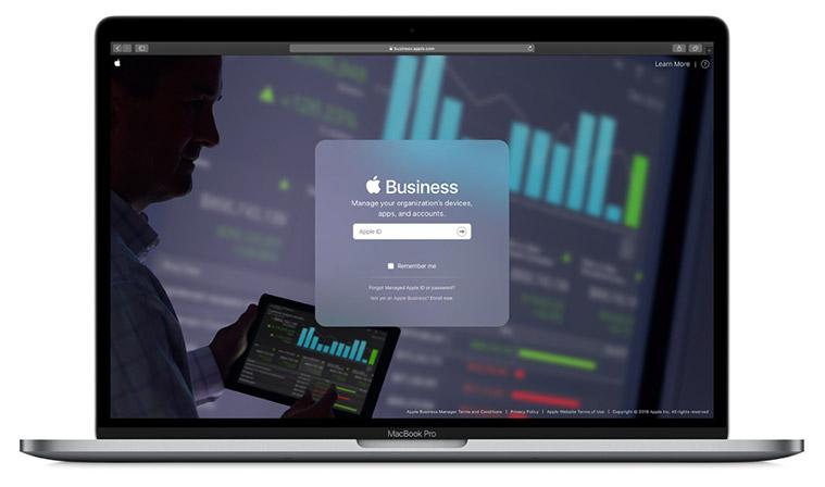 Imagen de Macbook Business