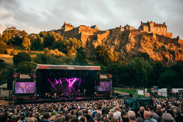 SECOND DATE FOR TOM AT EDINBURGH SUMMER SESSIONS