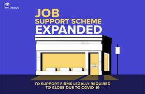 Illustration of Job Support scheme