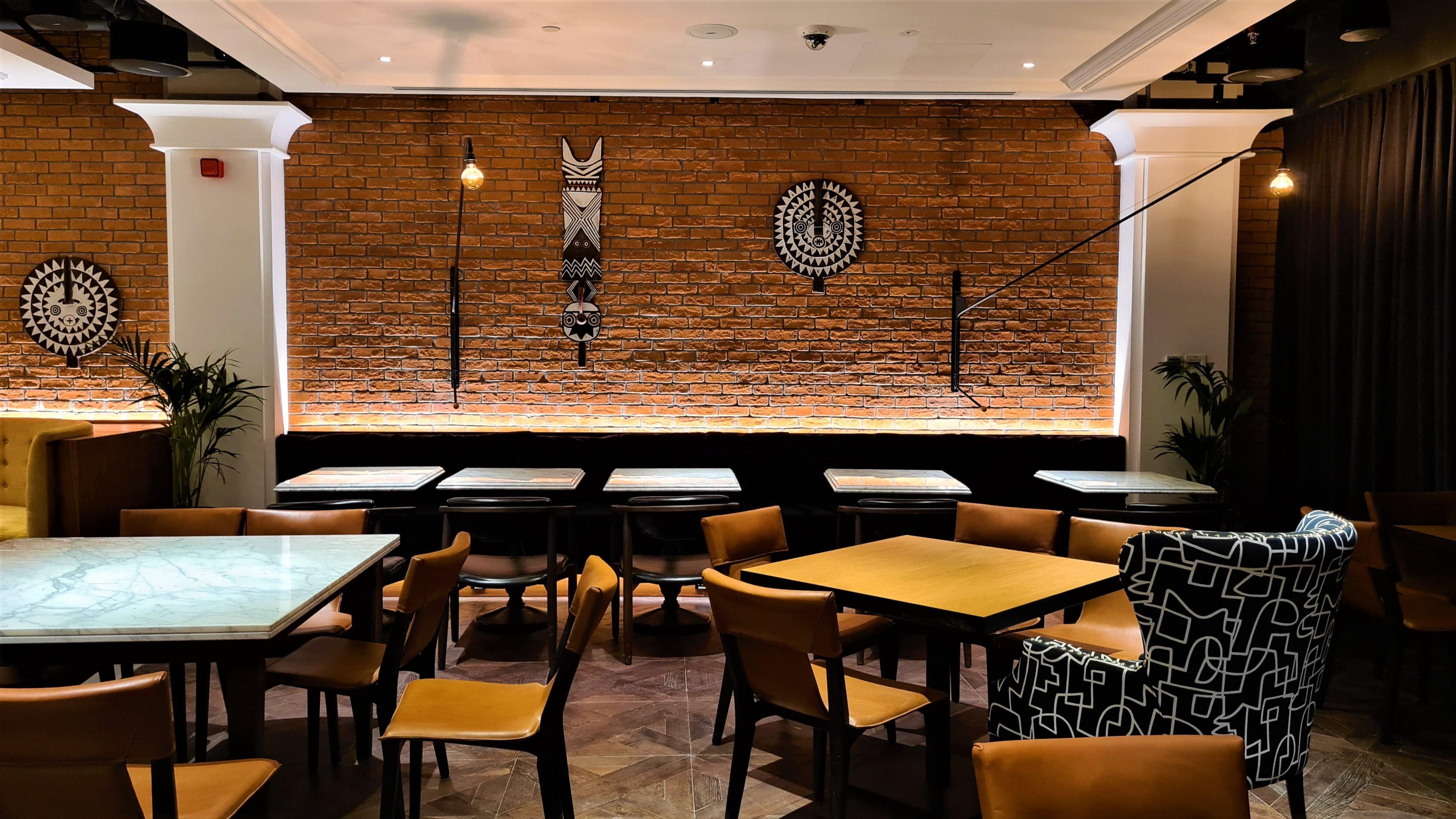 Jones Cafe at Millennium Airport Hotel