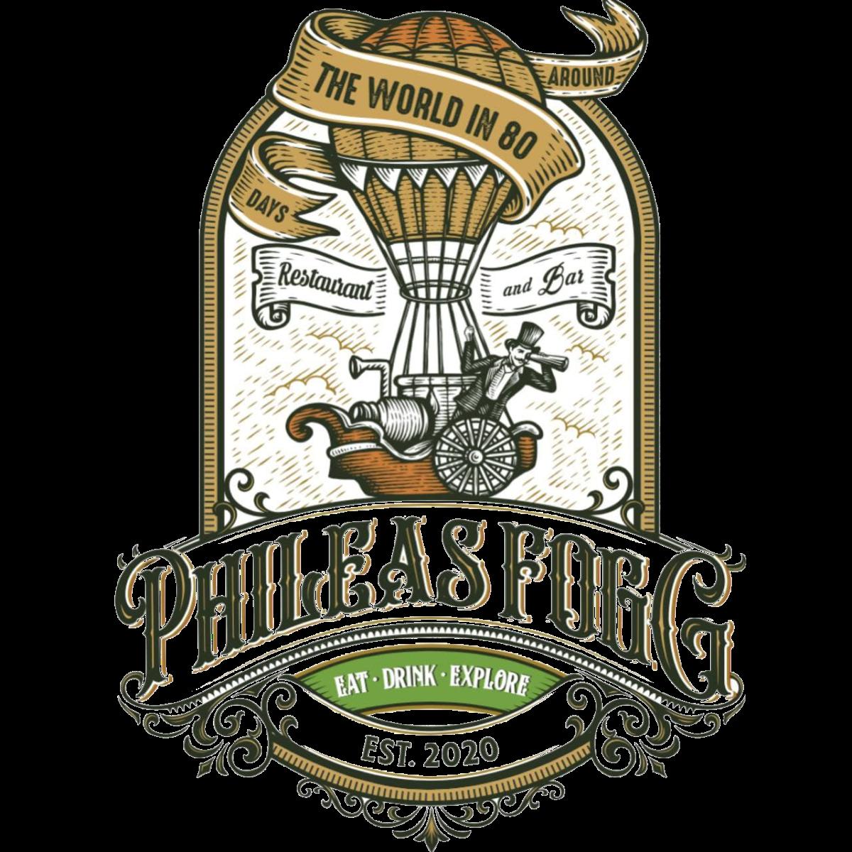 Phileas Fogg Logo