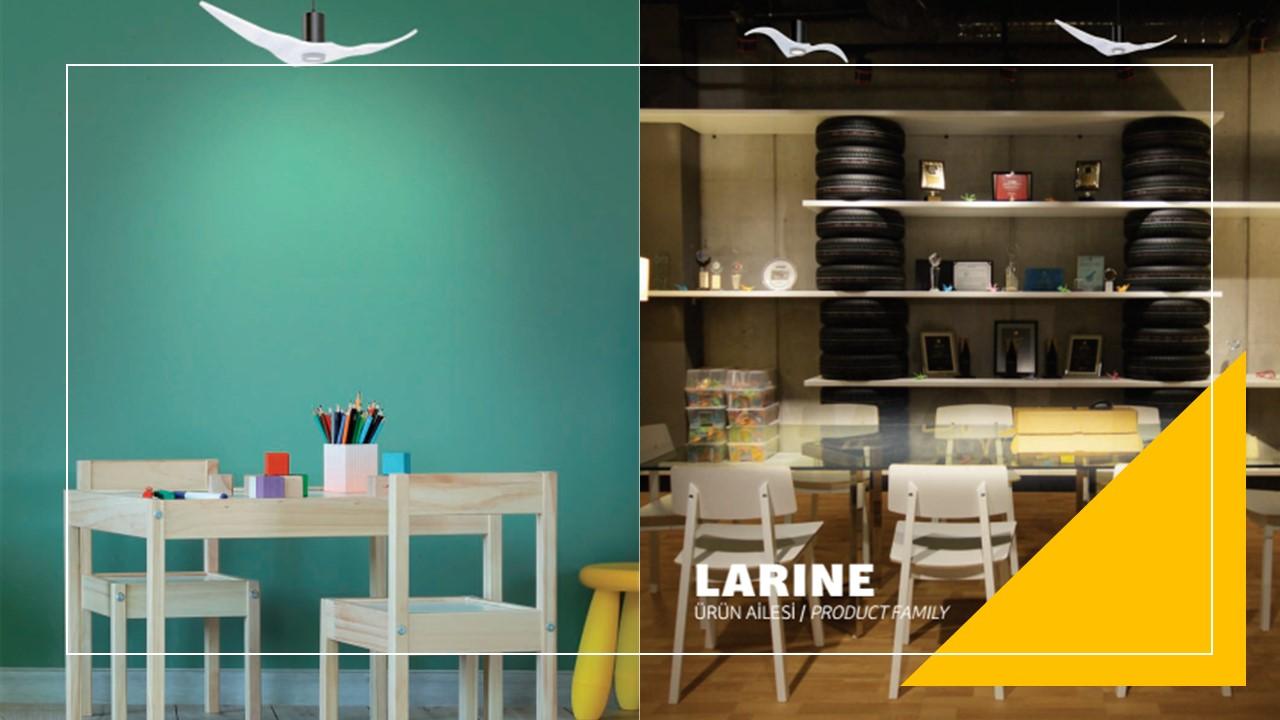 LARINE by Lamp 83