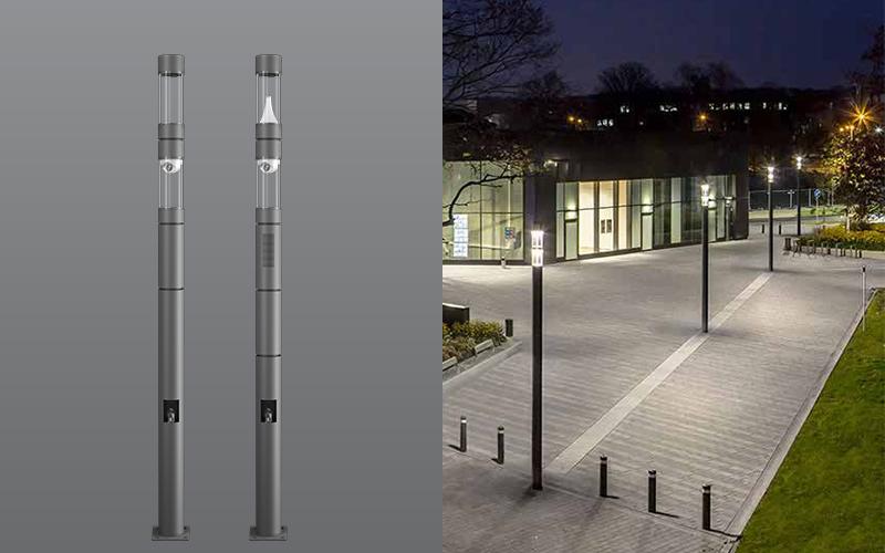 K-Lite's smart pole