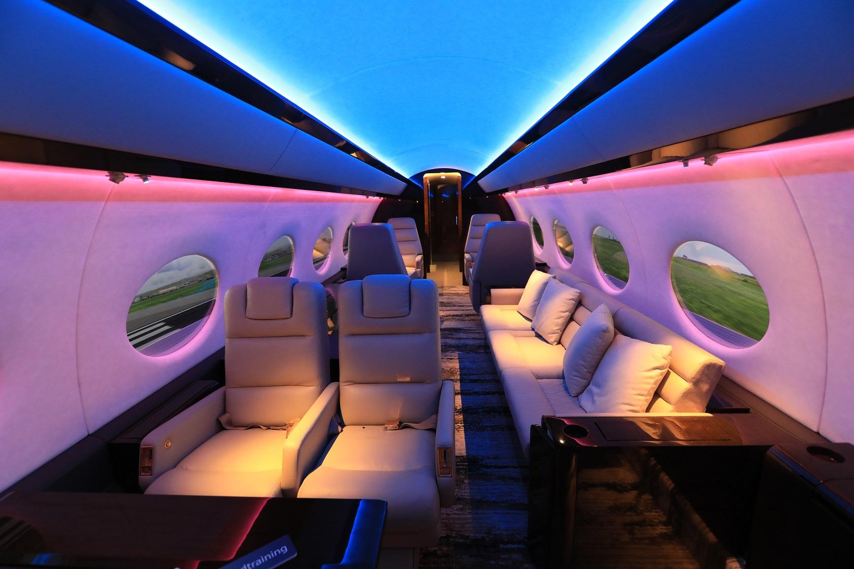 Business Jet Simulator