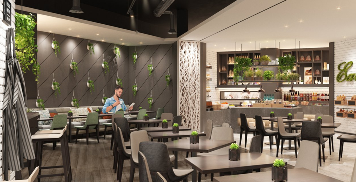 Cafe 302 Interiors 1