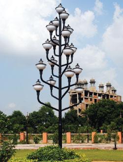 Jawahar Circle Garden, Jaipur