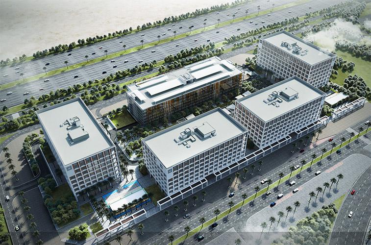 Dubai Hills Estate Business Park