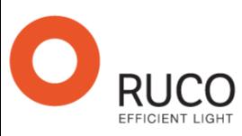 Ruco Licht Logo