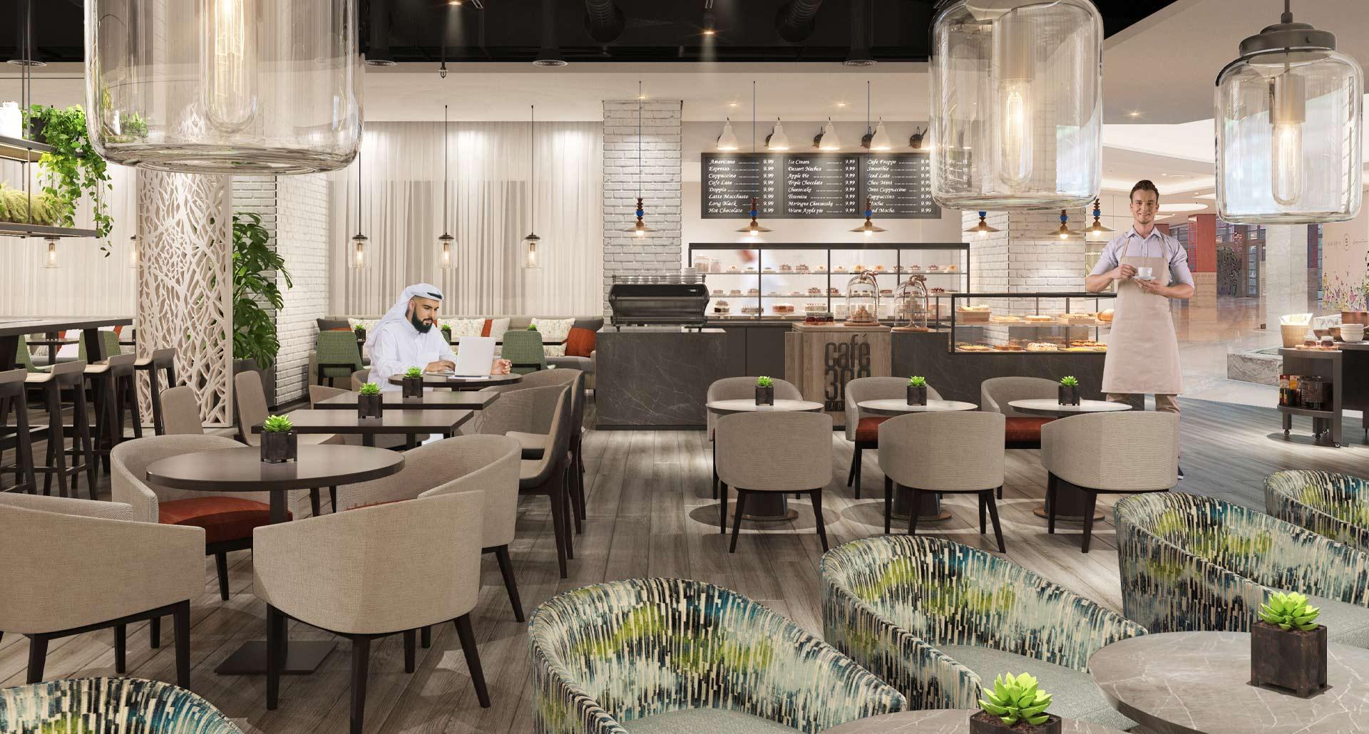 Cafe 302 Interiors 2