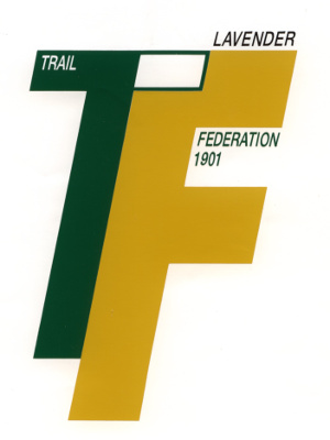 Lavender Federation Trail - Original Logo