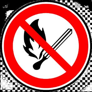 Don't Light Fires Logo