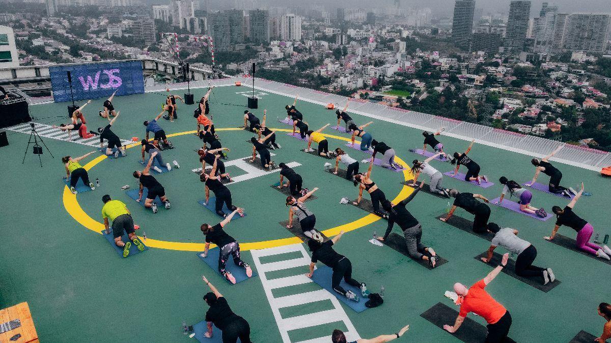 wOS: La nueva app para hacer ejercicio en casa, al alcance de todos