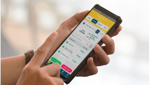 Treinta: La aplicación financiera gratuita para administrar las transacciones de los negocios, en cualquier momento y desde cualquier lugar