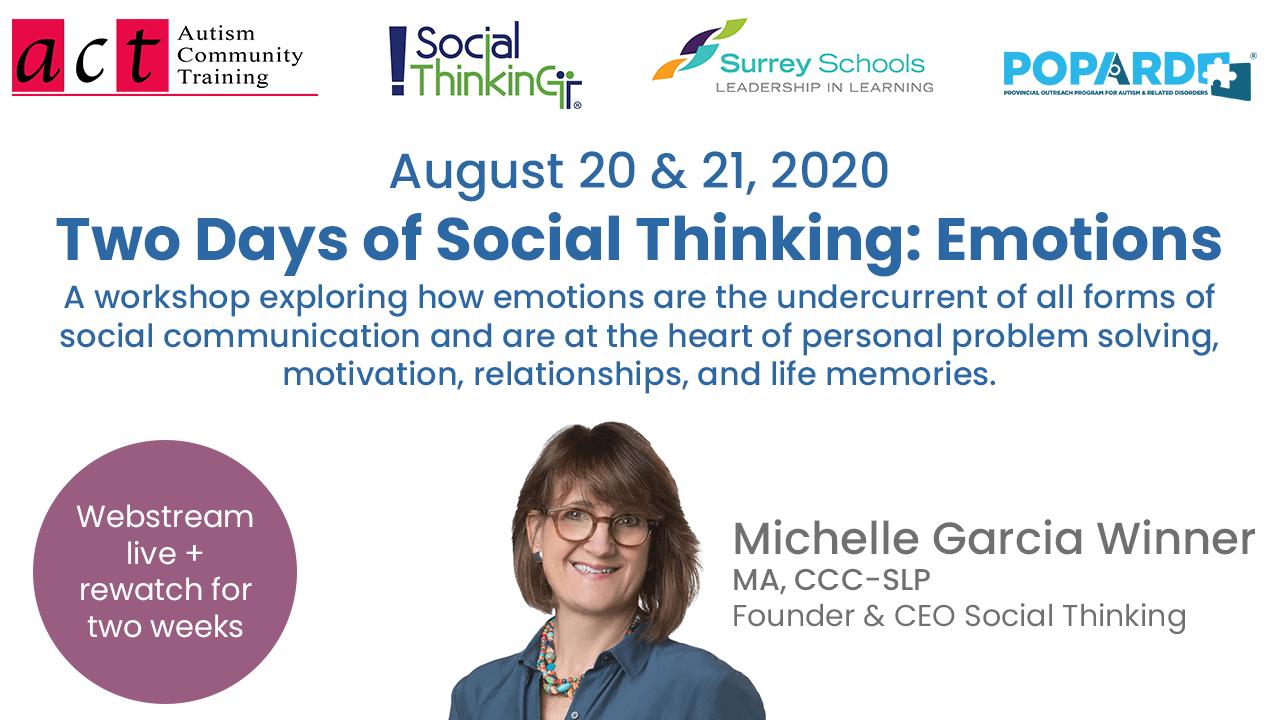 Social Thinking: Emotions