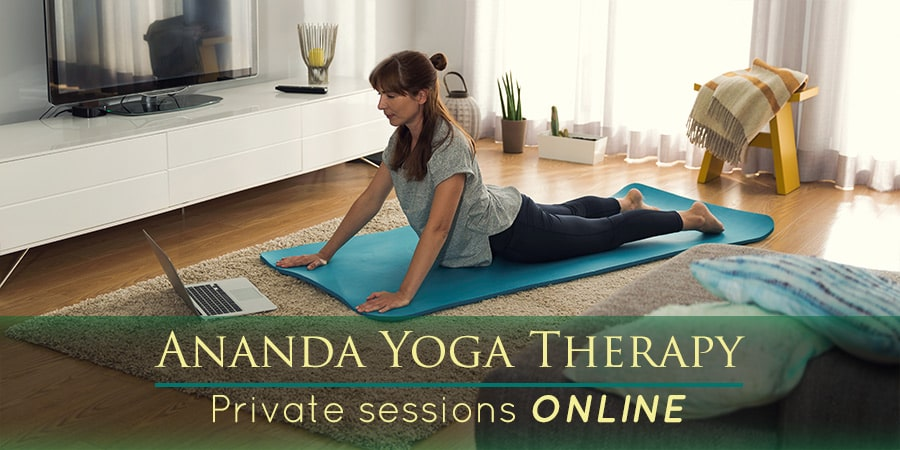Yoga Therapy Online