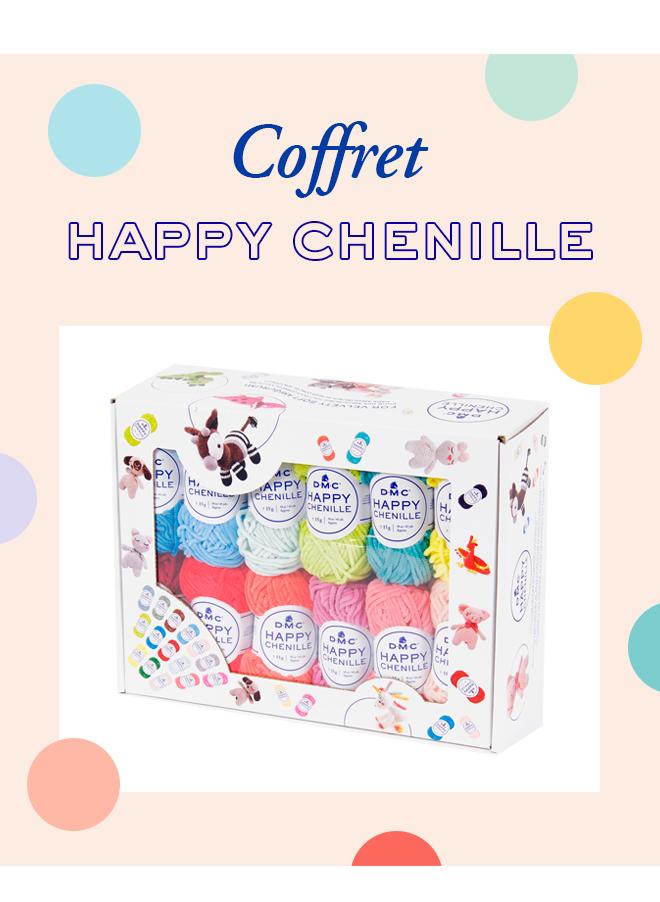 Coffret Happy Chenille