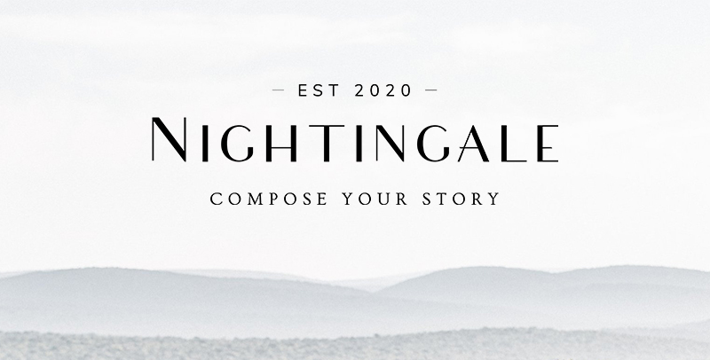 Nightingale - compose your story