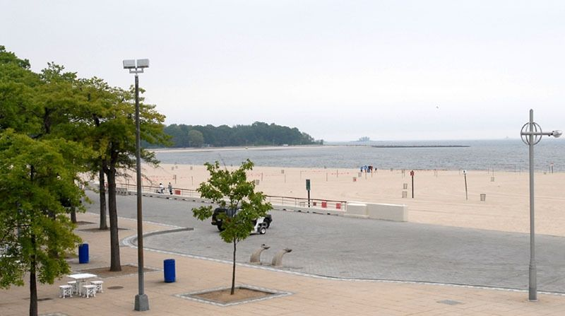 MFS Engineers - NYC Parks - Orchard Beach State Park - Site Engineering