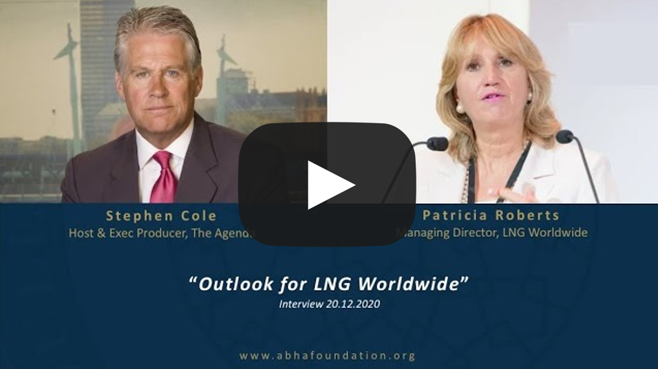 Podcast Interview - Outlook for LNG Worldwide