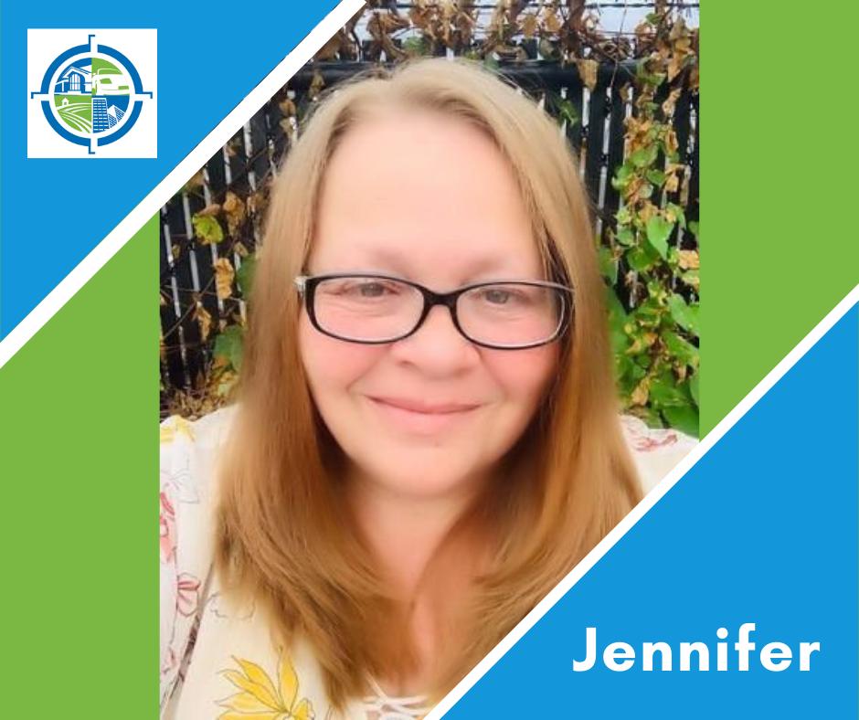 Profile headshot of Jennifer Williams.