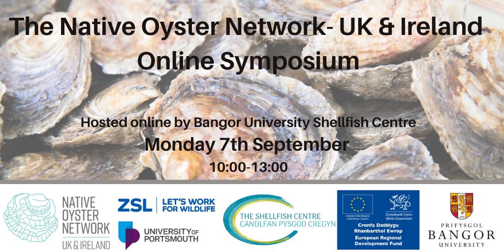 The Native Oyster Network (UK & Ireland) Online Symposium
