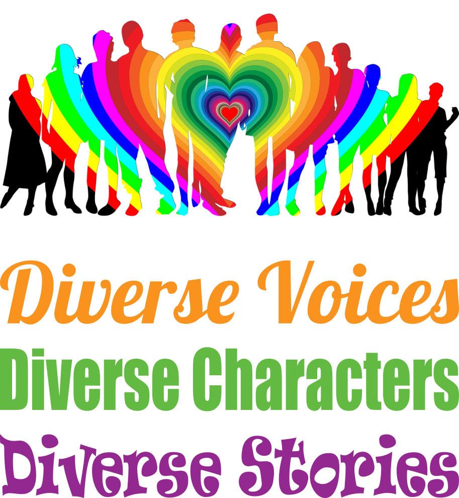 Diverse Voices. Diverse Characters. Diverse Stories.