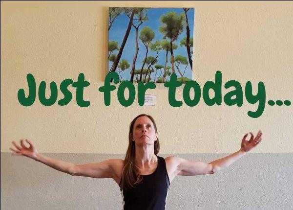 Brenda Carey Reiki Trainings Just for Today