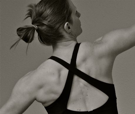 Brenda Carey Scoliosis Yoga Teacher