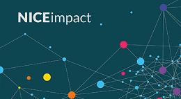 NICEimpact report logo.