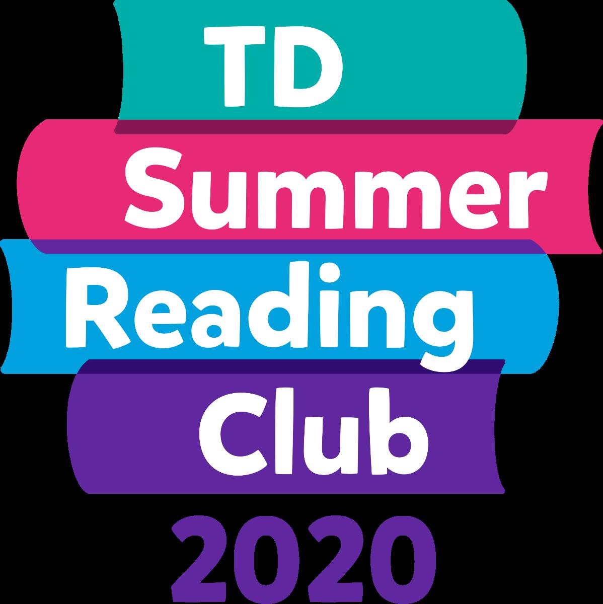 TD Summer Reading Club 2020