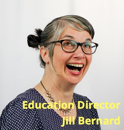 Education Director Jill Bernard