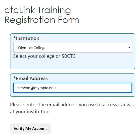 ctcLink Registration