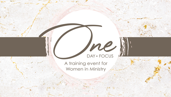 Women in Ministry: Training Event