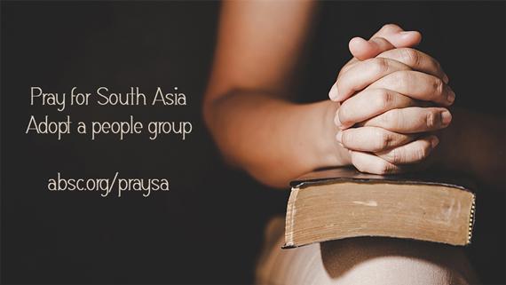 Pray for South Asia
