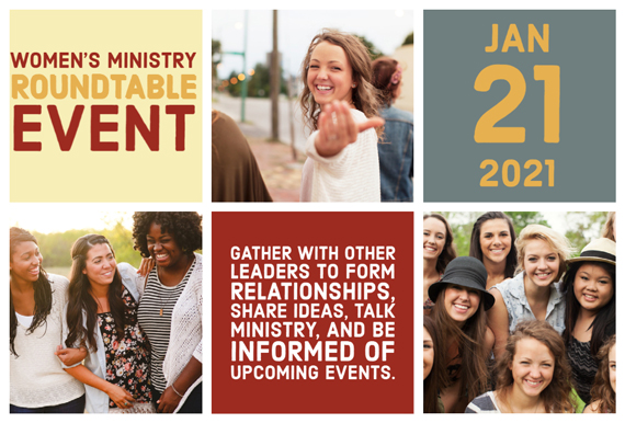 Women's Ministry Roundtables