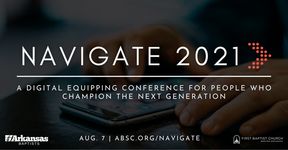 Navigate - A Digital Equipping Conference