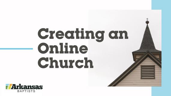 Creating an Online Church