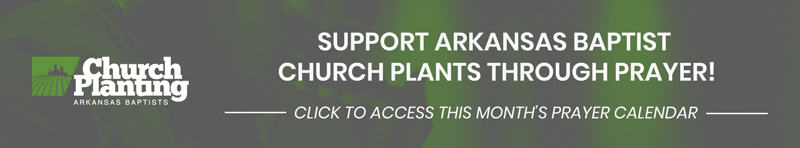 Pray for Planters