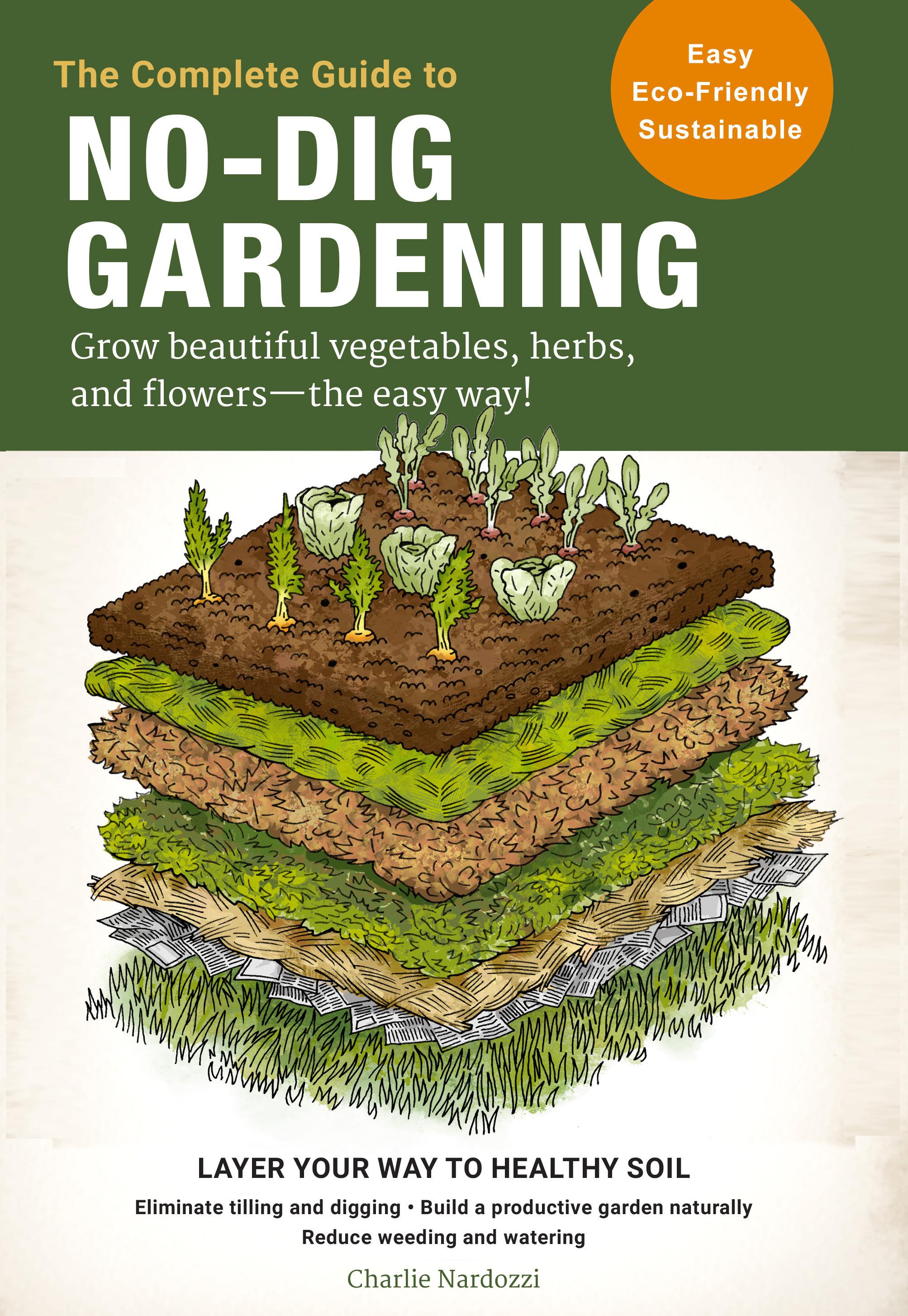 No Dig Gardening book