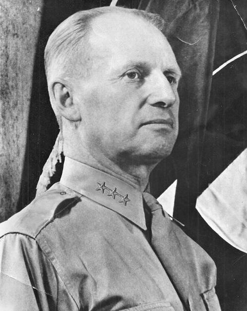 General Leslie McNair (Photo: U.S. Army)